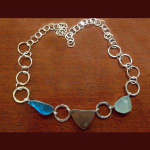Custom Seaglass Necklace2