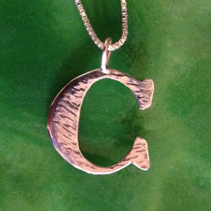 Customized Initial Jewelry - Necklace