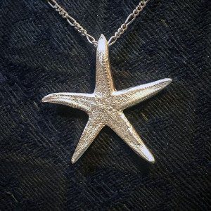 Little Starfish Pendant