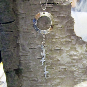 Roots to Wings Pendant 2