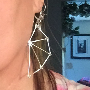 Batwing Earrings 2
