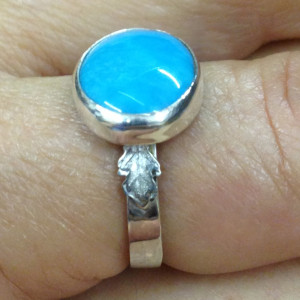 GMD Turquoise Ring