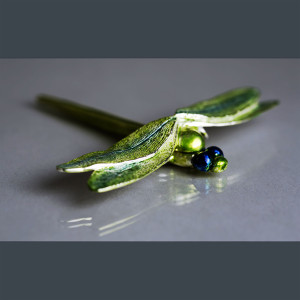 My Dragonfly Magnetic Clasp