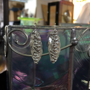 River Rock Earrings Style 1 -1