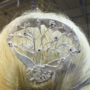 Wedding - Bride Hairpiece 1-1